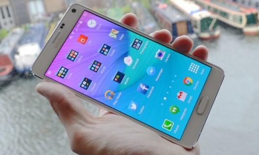 Обновление Samsung Galaxy Note 4 для России