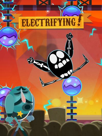 Swinging Stupendo - опасные элементы