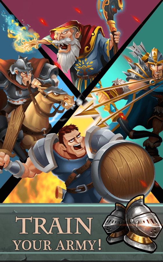 Battle for Domination - опасные схватки