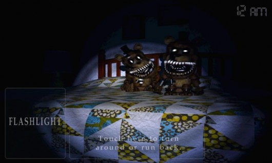 Five Nights at Freddy's 4 - страх