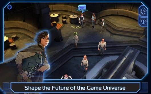 Star Wars: Uprising - новые герои