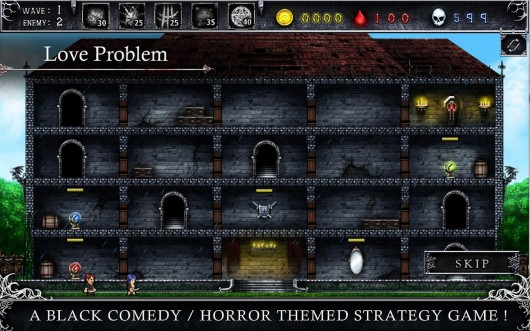 Sybil: Castle of Death - тьма вокруг