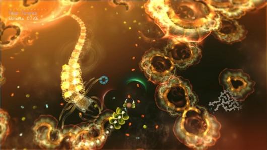 Sparkle 3 Genesis - поглощение
