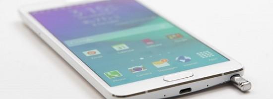 Конструкция стилуса к Samsung Galaxy Note 5