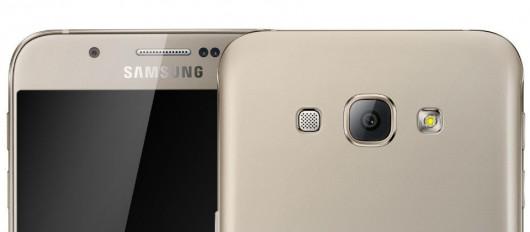 Высокий ценник Samsung Galaxy A8