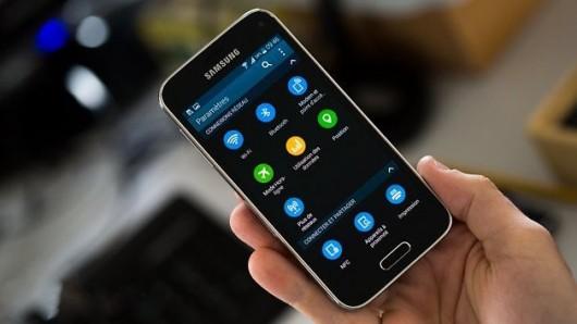 Новый смартфон Samsung Galaxy S6 Mini