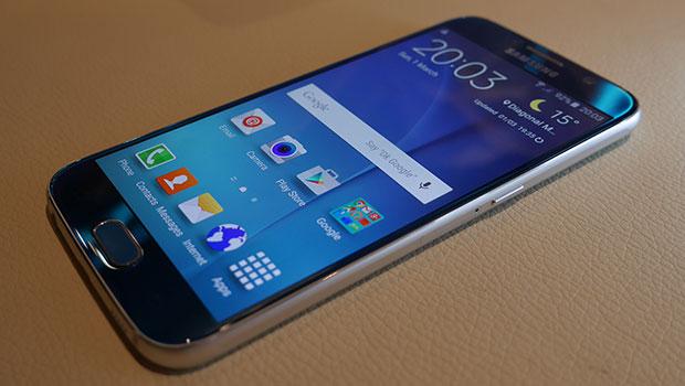 Samsung Galaxy S6 получает свежее обновление