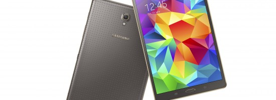 Samsung и новый оригинальный планшет