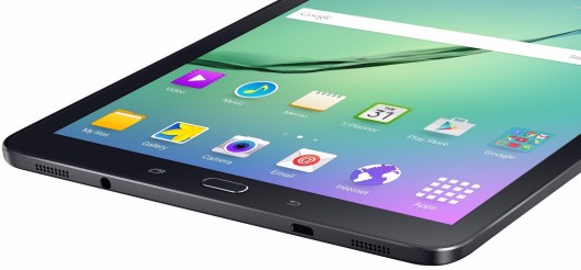 Планшет Samsung Galaxy Tab S2 вышел на свет