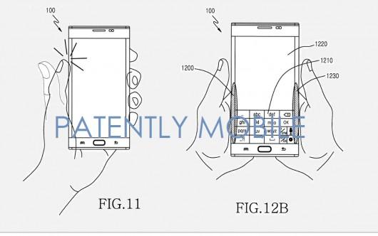 Новый патент от Samsung