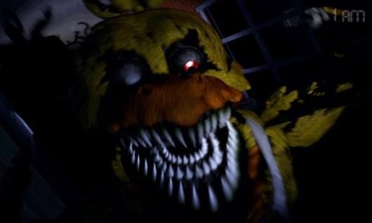 Five Nights at Freddy's 4 - история