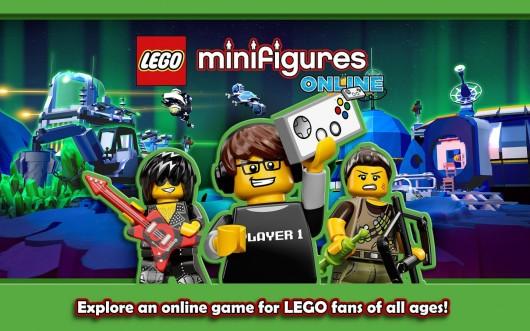 LEGO® Minifigures Online - музыка