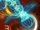 Sparkle 3 Genesis - опасные организмы