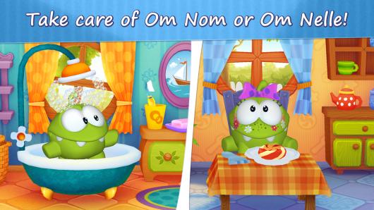 My Om Nom - новые приключения