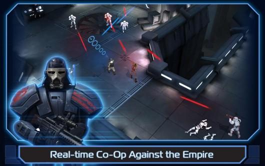 Star Wars: Uprising - звездные сражения