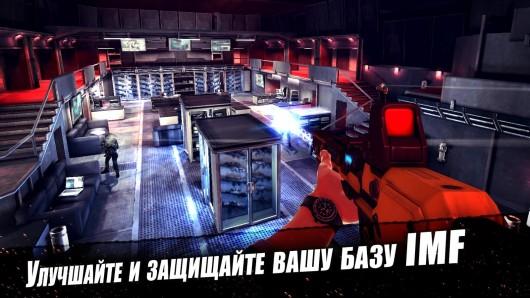 Mission Impossible RogueNation - перестрелки