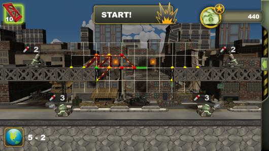 Bunker Constructor - конструкция