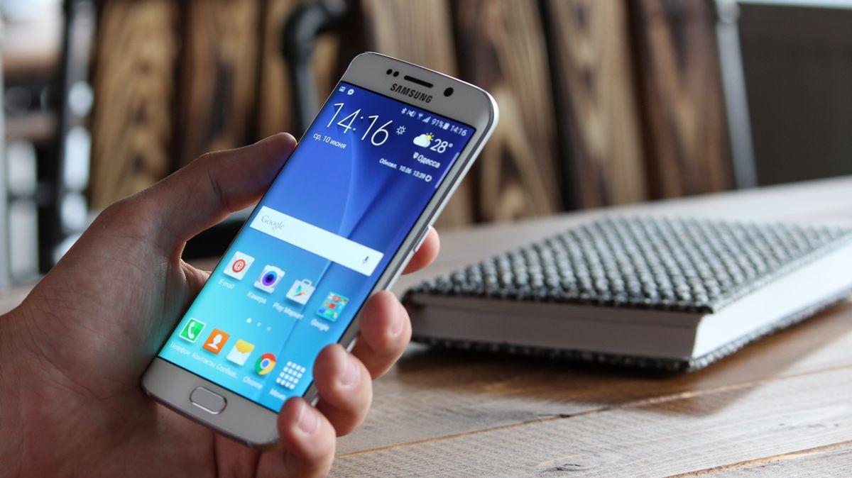 компания Samsung зарегистрировала торговую марку Galaxy S6 Edge+