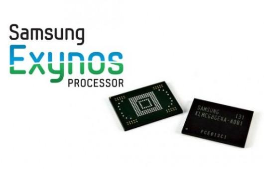 Тест процессора Samsung Exynos 7420
