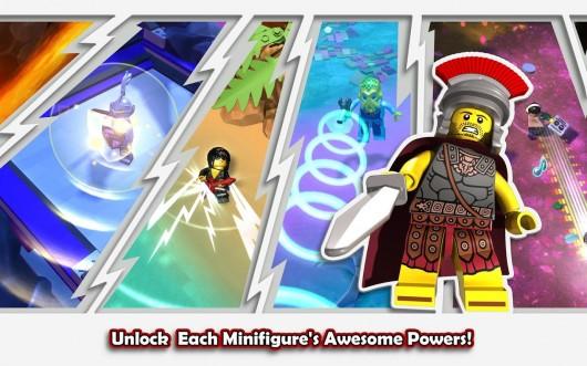 LEGO® Minifigures Online - сетевая игра