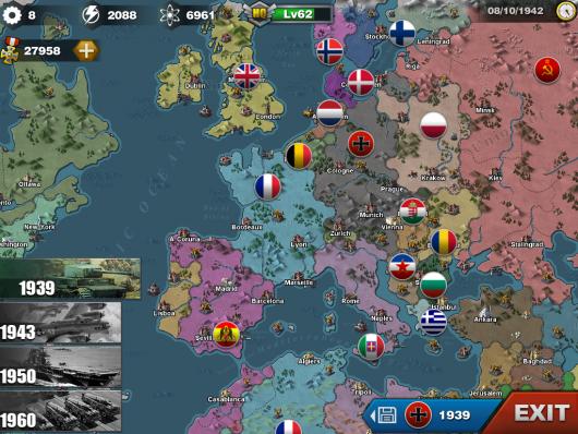 World Conqueror 3 - страны мира