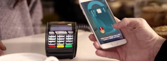 Samsung уже скоро запустит платежный сервис