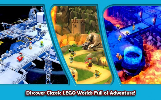 LEGO® Minifigures Online - вселенная Лего