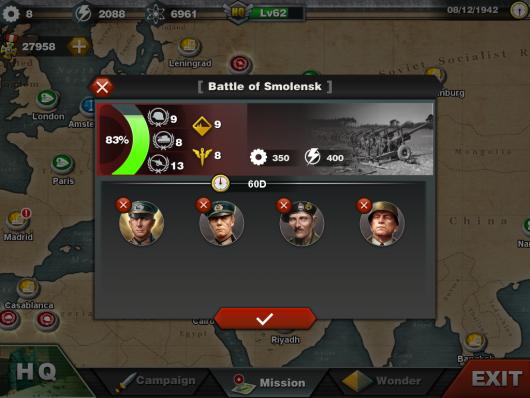 World Conqueror 3 - в бой