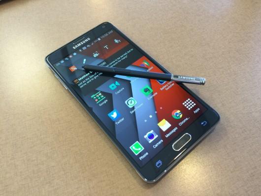 Samsung Galaxy Note 5 получит оригинальный механизм стилуса