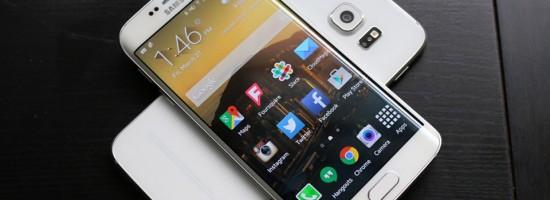 Снижение цен на флагманы Samsung