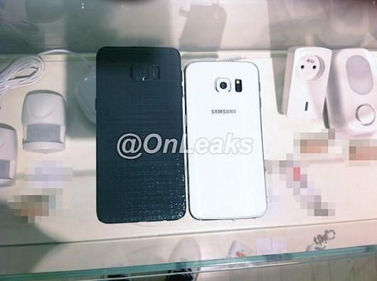 Первое фото Samsung Galaxy S6 Edge Plus