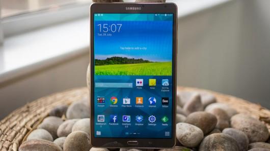 Продажи планшетов Samsung