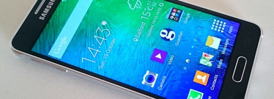 Уровень жира и смартфоны Samsung