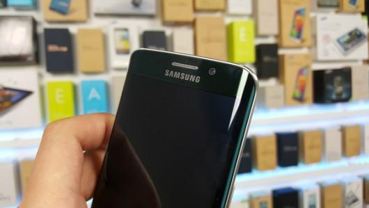 Высокие продажы Samsung Galaxy S6 edge