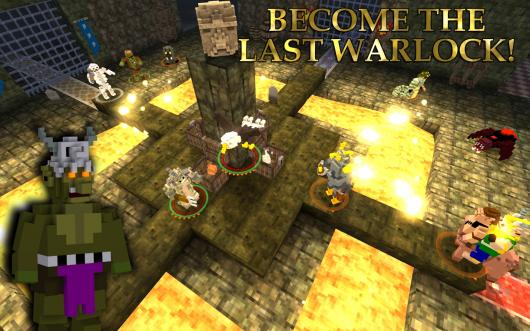 The Last Warlock - выживание