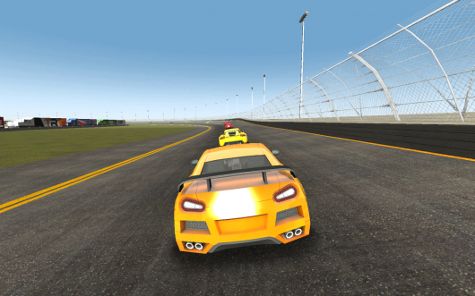 Real Simulation Experience - гоночный трек