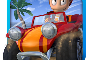 Beach Buggy Blitz - скорость