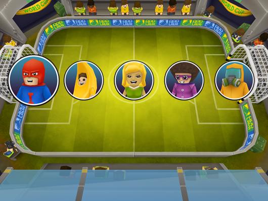 Football Blitz - новый матч