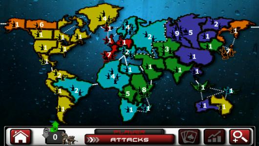 Rise Wars - мировые войны