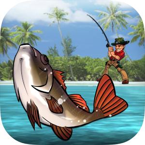 Fishing Paradise 3D - расслабляющая рыбалка