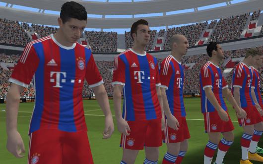 PES CLUB MANAGER - футбольные легенды
