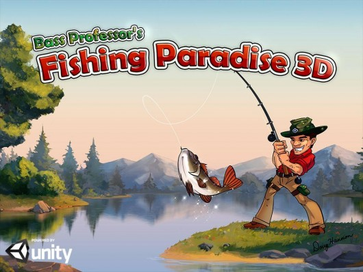 Fishing Paradise 3D - для настоящих рыбаков
