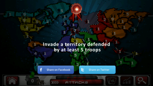 Rise Wars - война во всем мире