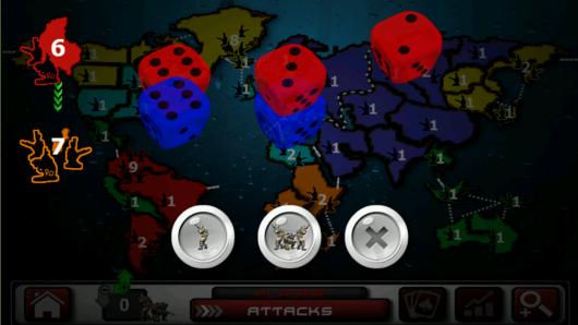 Rise Wars - гениальная стратегия