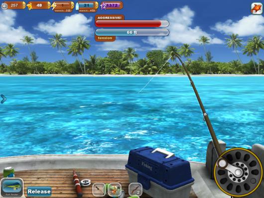 Fishing Paradise 3D - новая рыбалка