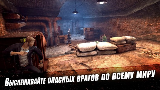 Mission Impossible RogueNation - боевые схватки