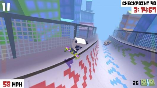 Игра Star Skater для андроид