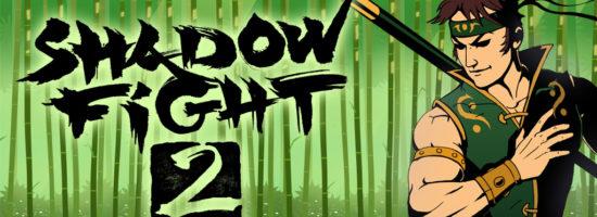 Заставка для игры Shadow Fight 2 на Андроид