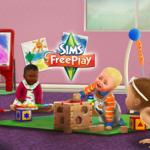 Маленькие дети из The Sims Freeplay