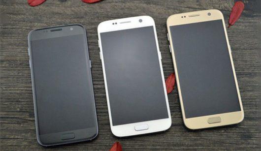 Пример копии Samsung Galaxy S7